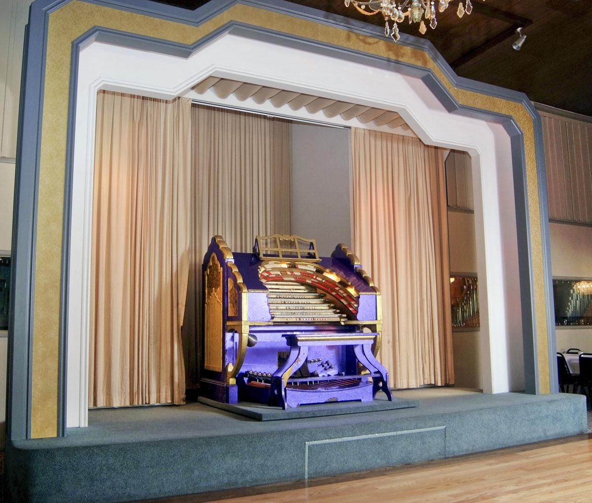 Edison Street Organ Loft Video
