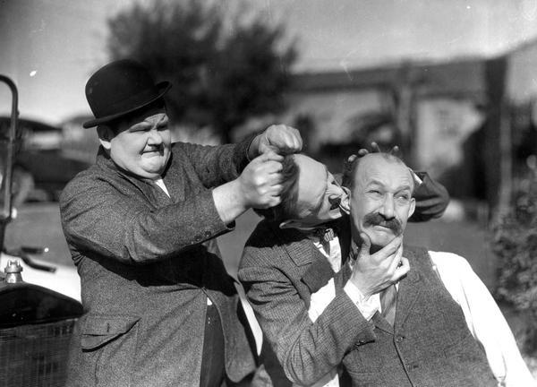 Hardy-Laurel