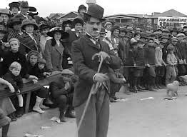 Chaplin - Kids Auto Race
